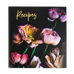 Paper Destiny Boho Flowers Recipe Binder